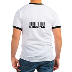 Sheeple Barcode T