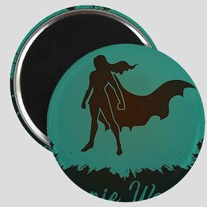 Spoonie Warrior Logo Magnet