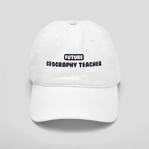 Future Geography Teacher Cap