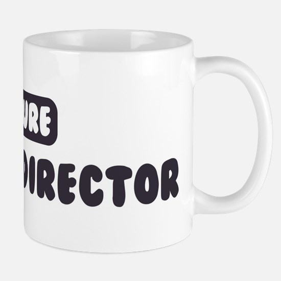 Future Funeral Director Mug