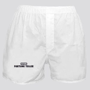 Future Fortune Teller Boxer Shorts