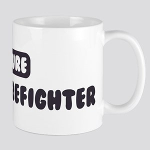 Future Forest Firefighter Mug