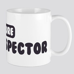 Future Home Inspector Mug