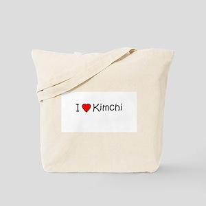 I <3 Kimchi Tote Bag