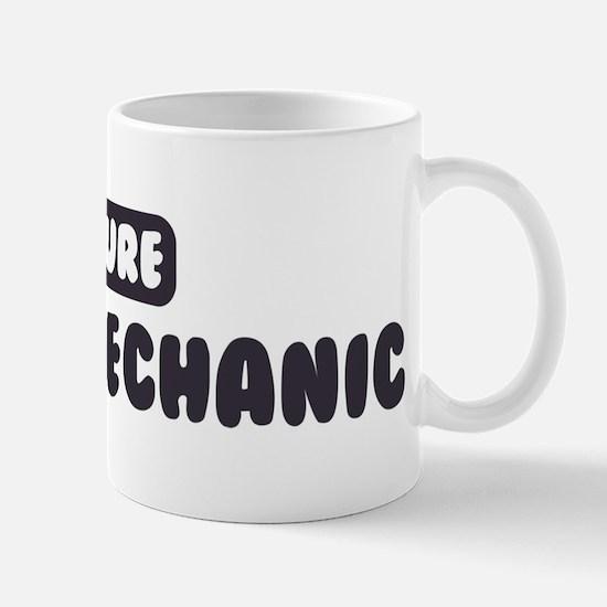 Future Diesel Mechanic Mug