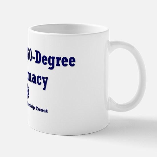 DP-Practice 360-Degree Diplomacy Mug