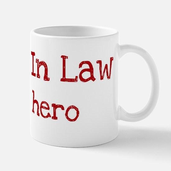 Son In Law is my hero Mug