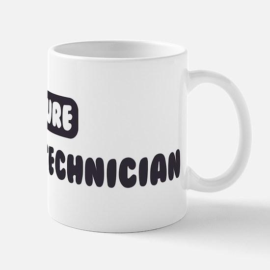 Future Aircraft Technician Mug