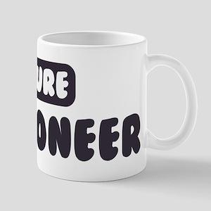 Future Auctioneer Mug