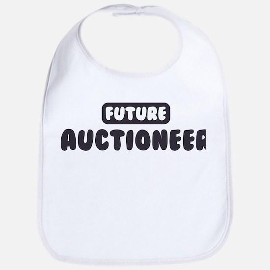 Future Auctioneer Bib