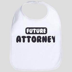 Future Attorney Bib