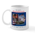 Re-Elect Blagojevich Mug