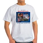 Re-Elect Blagojevich Light T-Shirt