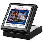Re-Elect Blagojevich Keepsake Box
