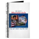 Re-Elect Blagojevich Journal