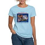 Re-Elect Blagojevich Women's Light T-Shirt