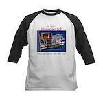 Re-Elect Blagojevich Kids Baseball Jersey
