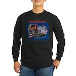 Re-Elect Blagojevich Long Sleeve Dark T-Shirt
