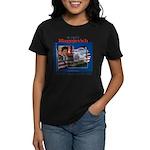 Re-Elect Blagojevich Women's Dark T-Shirt