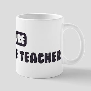 Future 12th Grade Teacher Mug