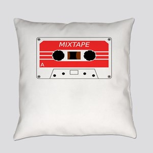 Old School Cassette Tape Love is a Everyday Pillow