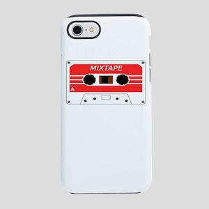 Old School Cassette Tape Lov iPhone 8/7 Tough Case