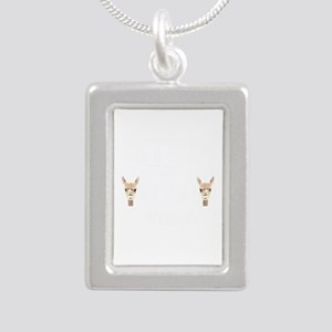 Life is Better with Alpacas Around Necklaces