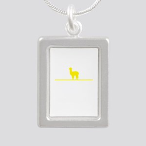 Alpaca Be Yourself Unless You Can Be Fun Necklaces