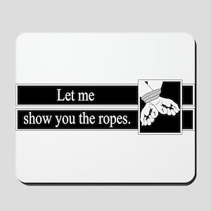 Ropes Mousepad