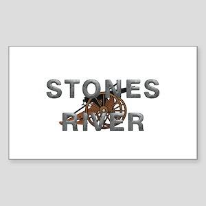 ABH Stones River Sticker (Rectangle)