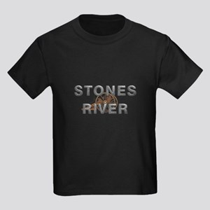 ABH Stones River Kids Dark T-Shirt