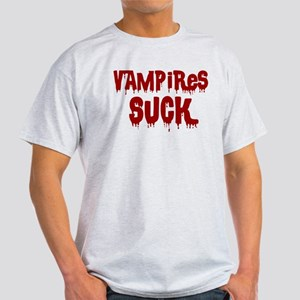 Vampires Suck Light T-Shirt