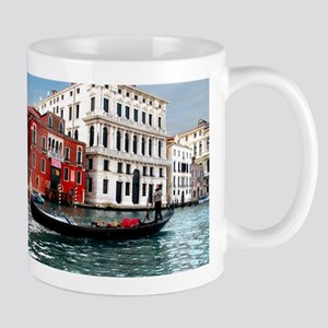 Venice Gondola original photo - Mug