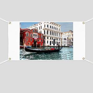 Venice Gondola original photo - Banner