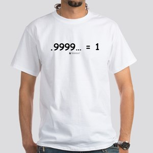 .9999... = 1 - T-Shirt