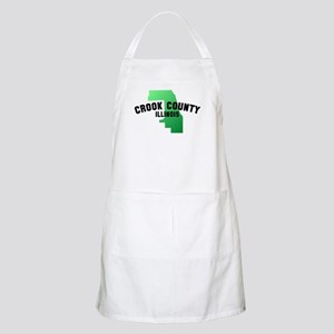 Crook County BBQ Apron