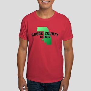 Crook County Dark T-Shirt