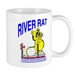 River Rat sample Mugs