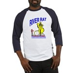 River Rat sample Baseball Jersey