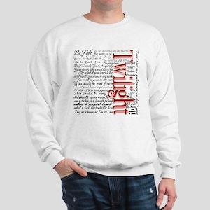 Movie Twilight Quotes Gifts Sweatshirt