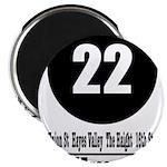 22 Fillmore (Classic) Magnet
