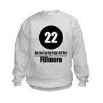 22 Fillmore (Classic) Kids Sweatshirt