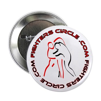 """FightersCircle.com"" 2.25"" Button (10 pack)"