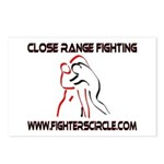 """FightersCircle.com"" Postcards (Package of 8)"