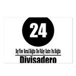 24 Divisadero (Classic) Postcards (Package of 8)