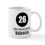 26 Valencia (Classic) Mug