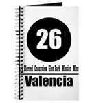 26 Valencia (Classic) Journal