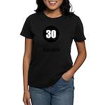 30 Stockton (Classic) Women's Dark T-Shirt