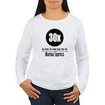 30x Marina Express (Classic) Women's Long Sleeve T