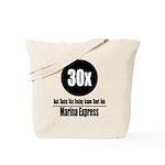 30x Marina Express (Classic) Tote Bag